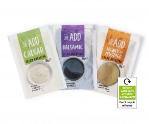 FFP produce recyclable packaging for guilt free snacks range