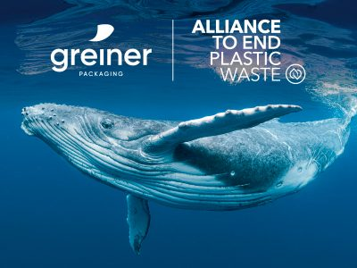 Greiner Packaging joins international Alliance to End Plastic Waste