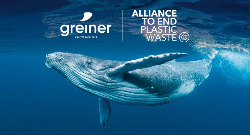 Greiner Packaging joins international Alliance to End Plastic Waste