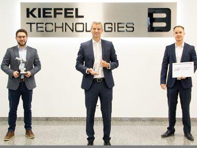 Kiefel wins ABB European Value Provider Award