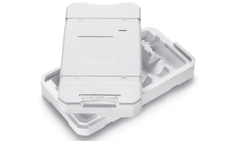 Successful Delivery of First Protective Packaging Made from 100 Percent Post Consumer Recycled Material Storopack is Closing the Recycling Loop with rEPS