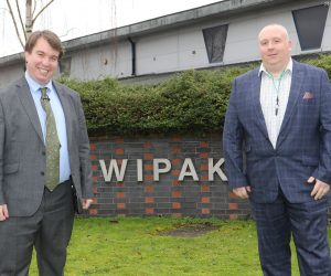MP Visit to Wipak UK Sees Investment and Sustainability Plans Celebrated