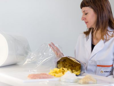 European REFUCOAT Project develops recyclable food packaging and new active packaging systems against Salmonella