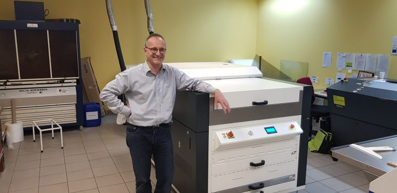 Freppel Imprimeur Invests in Asahi CleanPrint AWP™ Water-Washable Plates