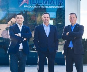 Sustainability and productivity for HAIDLMAIR customers