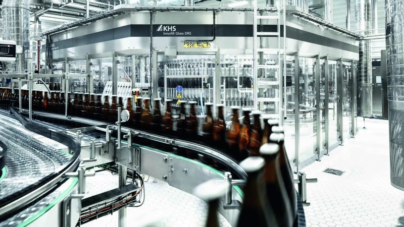 Bottling plant relocation: brewery Eder & Heylands relies on KHS