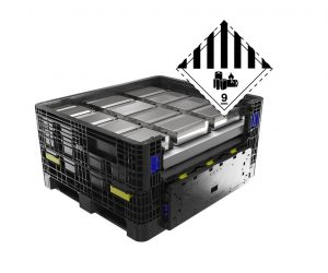 ORBIS Europe develops packaging solutions for the battery value chain