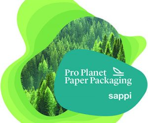 A milestone in sustainable packaging