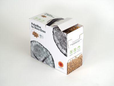 Stora Enso's pellet packaging wins global Worldstar design award