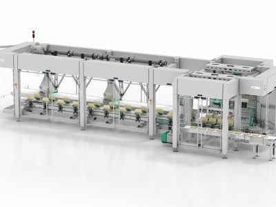 Syntegon launches new Sigpack TTMD cartoner with integrated Delta robot