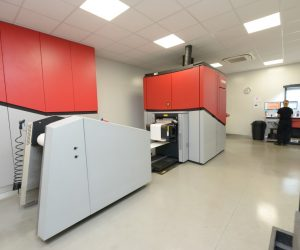InterPrint starts to digitize its label production with dry toner technology offered by Xeikon CX3