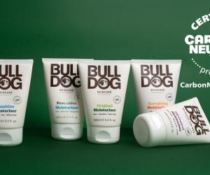 Bulldog Skincare Extends Carbon Neutral Range