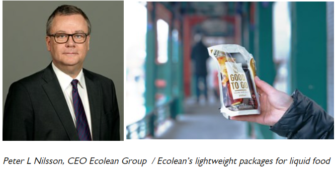 Ecolean's Climate Targets Aligned with the Paris Agreement
