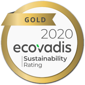 EcoVadis gold medal for DOMO Film Solutions