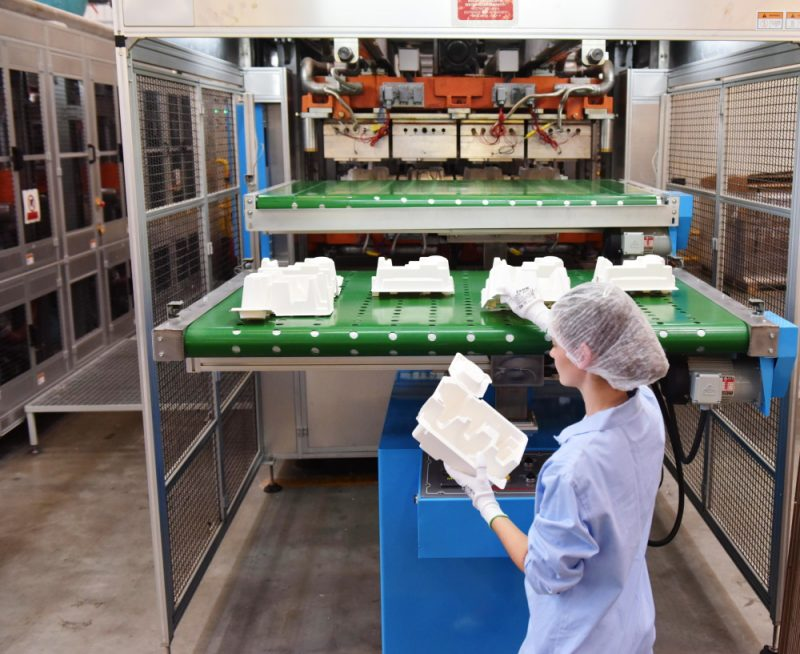 Food sector growth on menu for Fibrepak