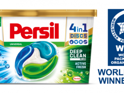 K3® r-PP packaging solutions for Henkel at the Worldstar Global Packaging Awards 2021