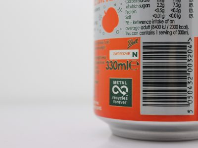 Survey shows three-quarters of consumers prefer cans