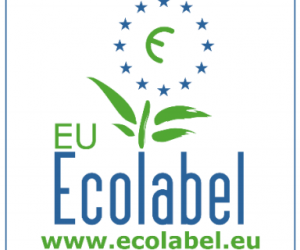 Lessebo Recycled is awarded the EU Ecolabel