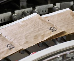 New Pennsylvania manufacturing facility to produce all-paper cushioned mailers