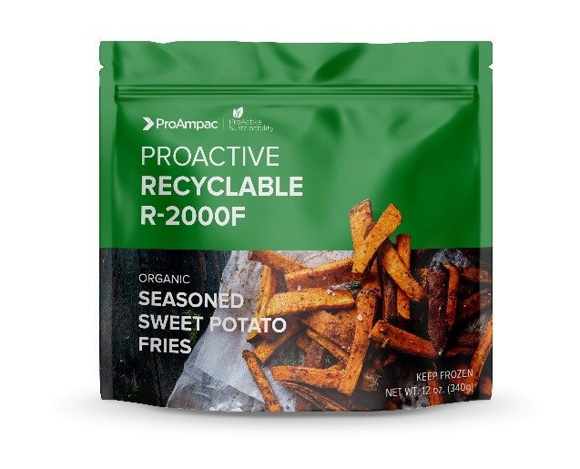 ProAmpac Launches Unprecedented ProActive Recyclable® Film