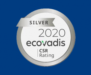 RETAL increases EcoVadis Silver rating to 58%