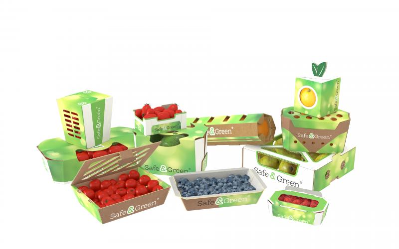 Smurfit Kappa launches innovative punnet portfolio for fresh produce market