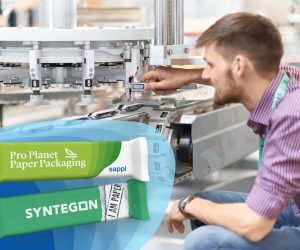 Sustainable packaging solutions for confectionery goods