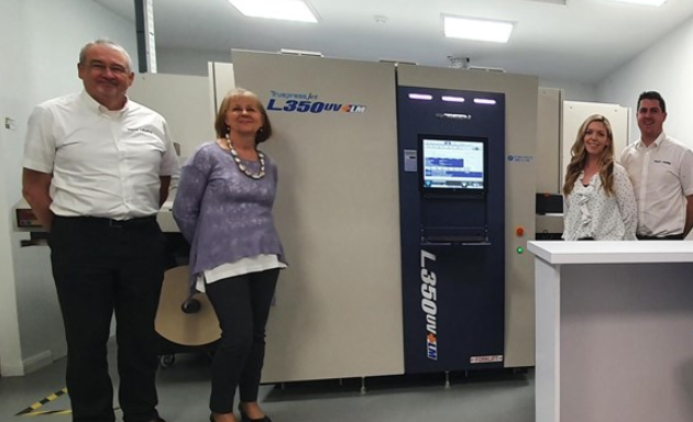 Impact Labelling chooses Truepress L350UV+ LM