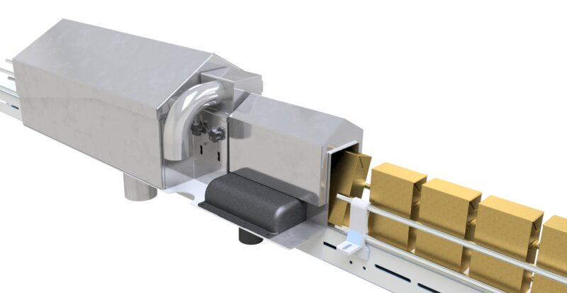 Innovative aseptic carton drying solution