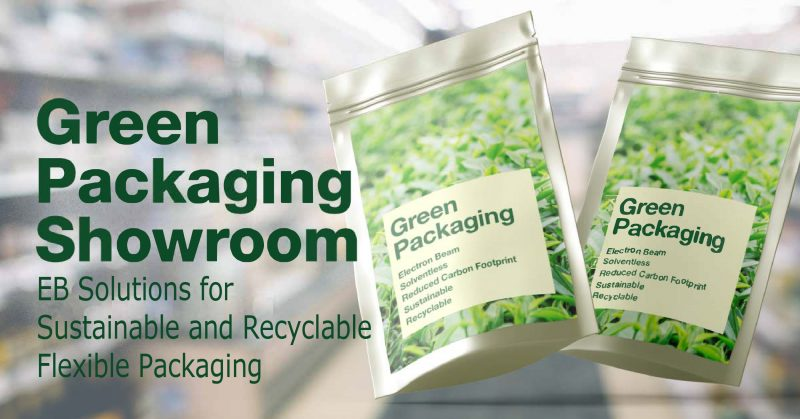 Successful Virtual Presentation of EB Solutions for Sustainable and Recyclable Flexible Packaging