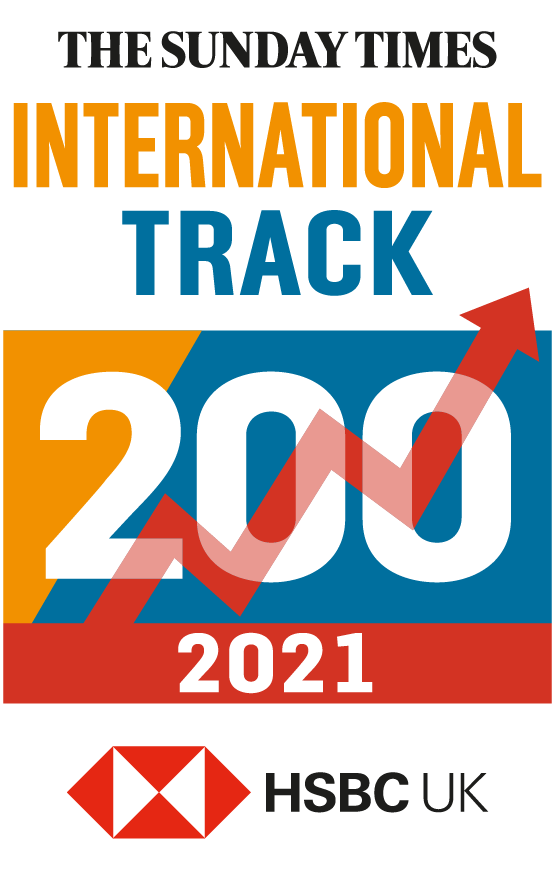 Packaging Firm Celebrates Sunday Times International Track 200 Listing