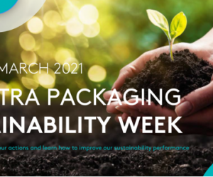 Essentra Packaging is celebrating the Packaging Sustainability Week