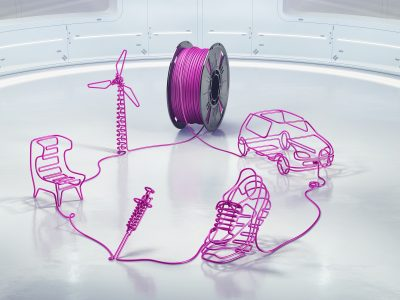 Evonik Aims to Boost Sales with Solutions for Circular Plastics