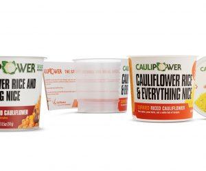CAULIPOWER chooses K3® for its better-for-you riced cauliflower range
