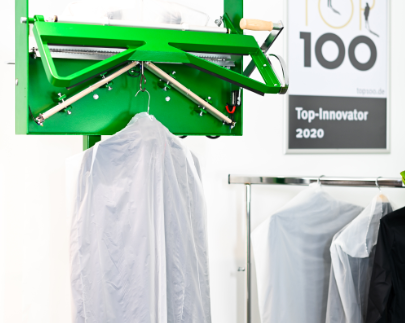 ORGANIXtex – 100% sustainable packaging for textiles!