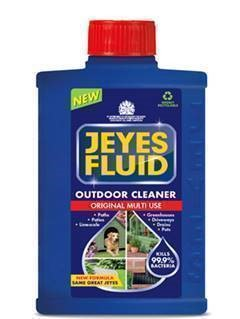 Jeyes Fluid Paves the Way for the Next Generation Recycled Bottle