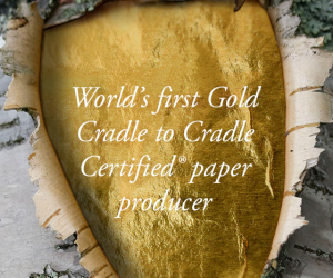 Cradle to Cradle Certified® Gold award