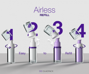 Safe and sustainable: meet Regula Airless Refill