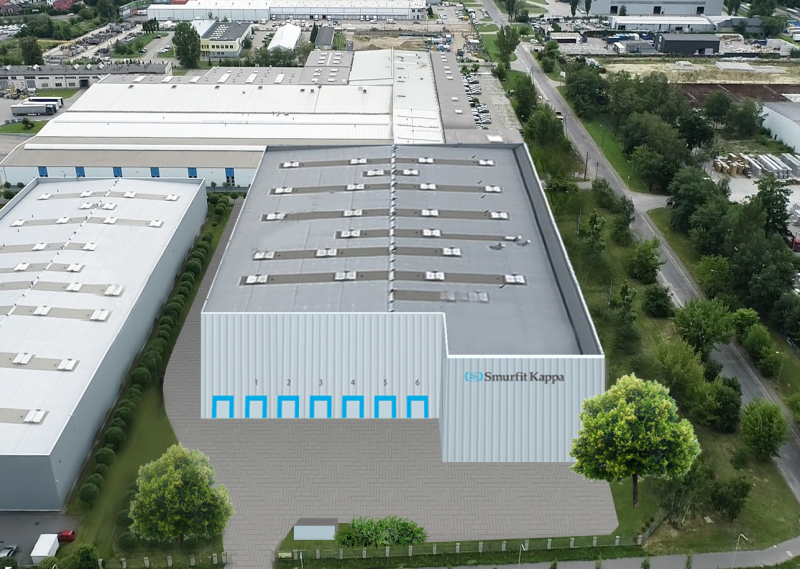 Smurfit Kappa announces €25 million Polish investment
