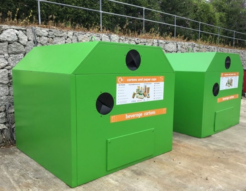 UK-Wide Paper Container Recycling