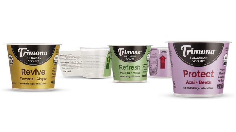 Trimona chooses fully recyclable K3® packaging for new Superfood range