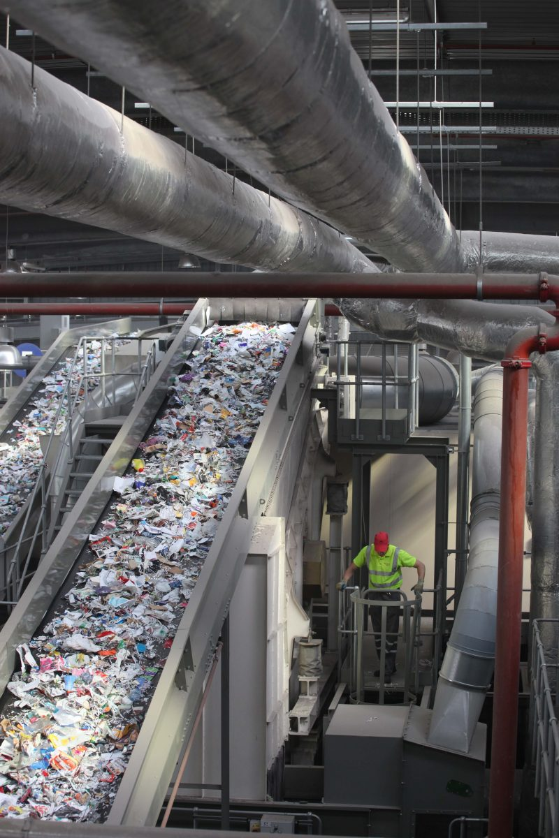 Veolia set to produce over 100 million recycled plastic milk bottles each year