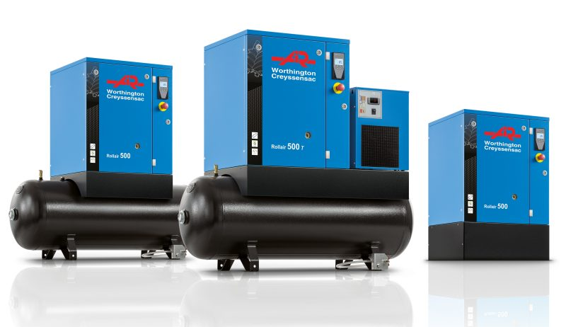 Worthington launches lower energy compressors