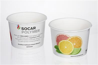 SOCAR Polymer launches two new impact copolymer polypropylene grades