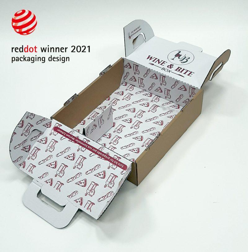 Smurfit Kappa Brazil's innovative packaging solution wins prestigious Red Dot Design Award