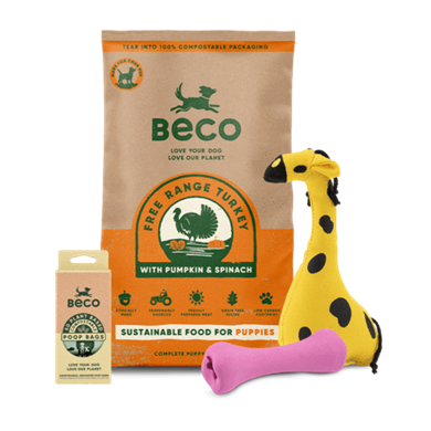 Beco Unveils Packaging for Eco-conscious Pet Owners