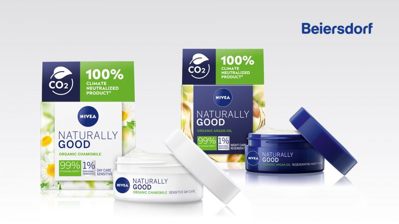 Beiersdorf launches first packaging made from certified, renewable plastic