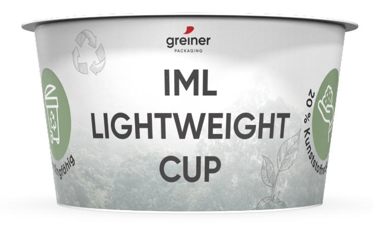 Reducing Material Usage for Yogurt Cups