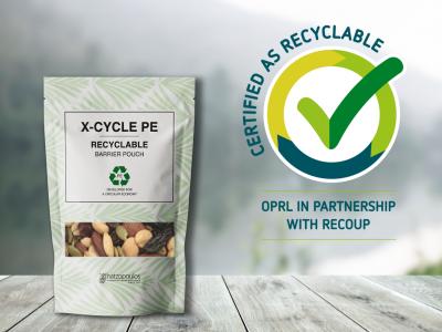 X-CYCLE PE | Certified Recyclability