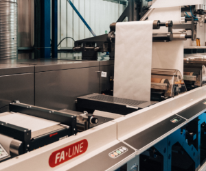 Bailprint Labels Modernizes With The Installation Of A New Nilpeter FA-17